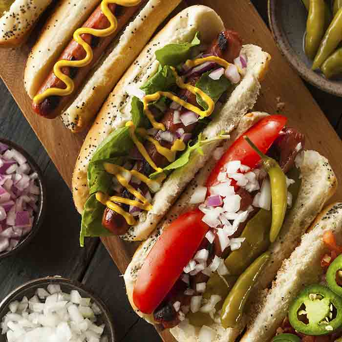 how to make the perfect hot dog
