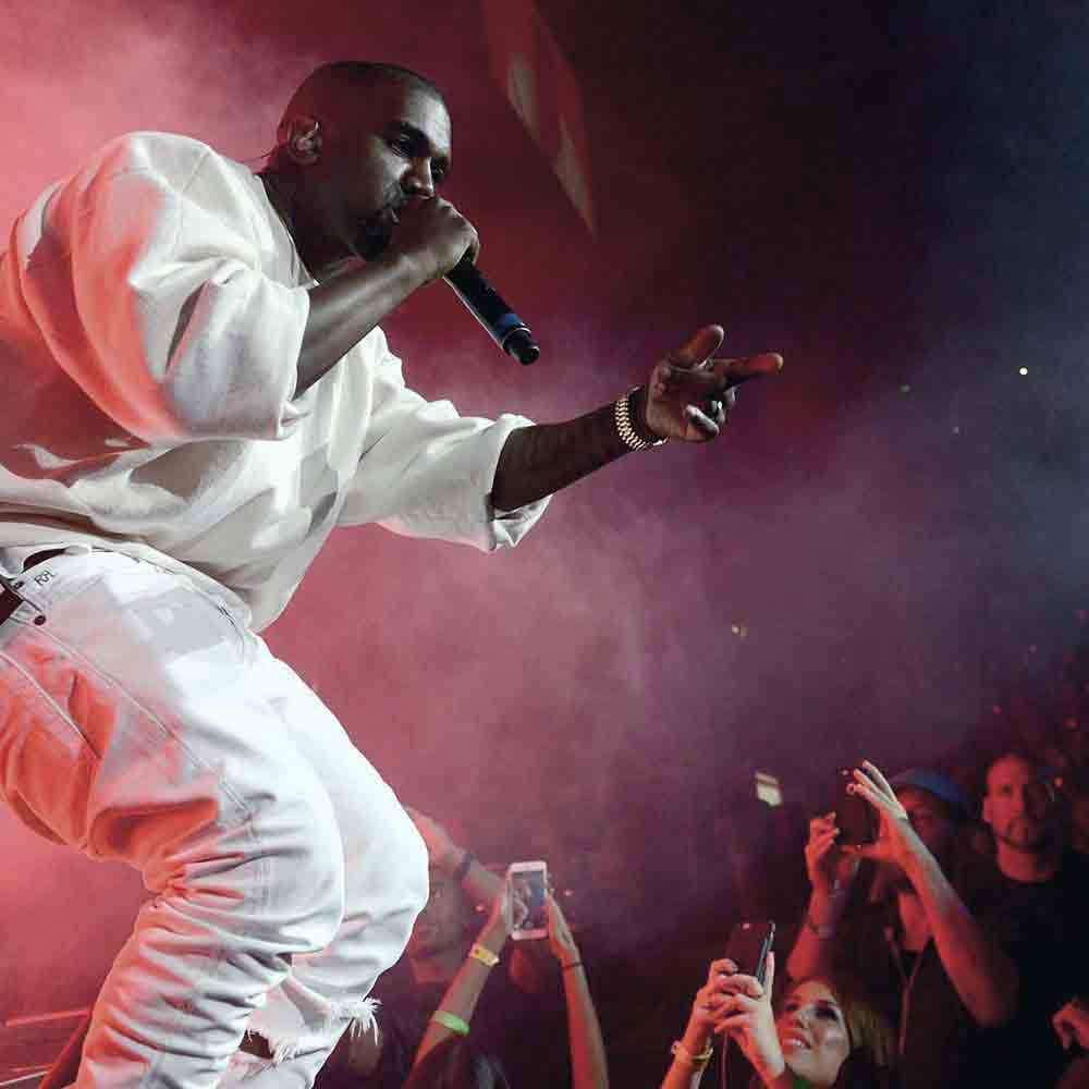 History Platinum: Kanye West Makes Platinum History