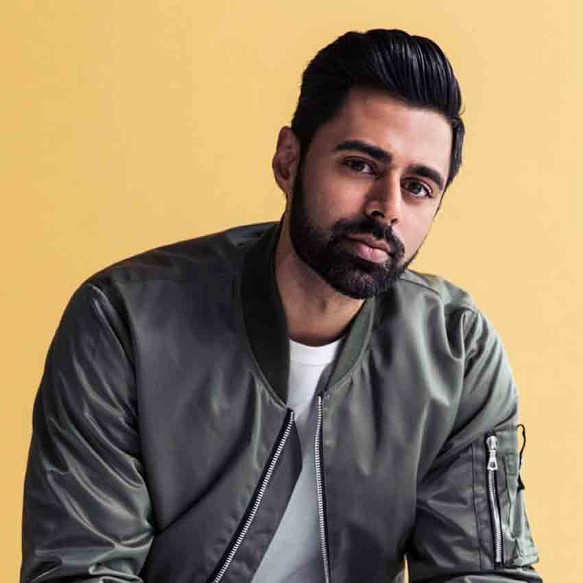 Don't sleep on Hasan Minhaj