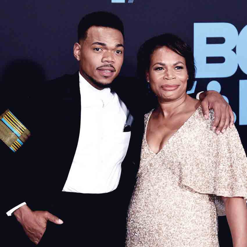Chance The Rapper and Beyoncé sweep BET Awards