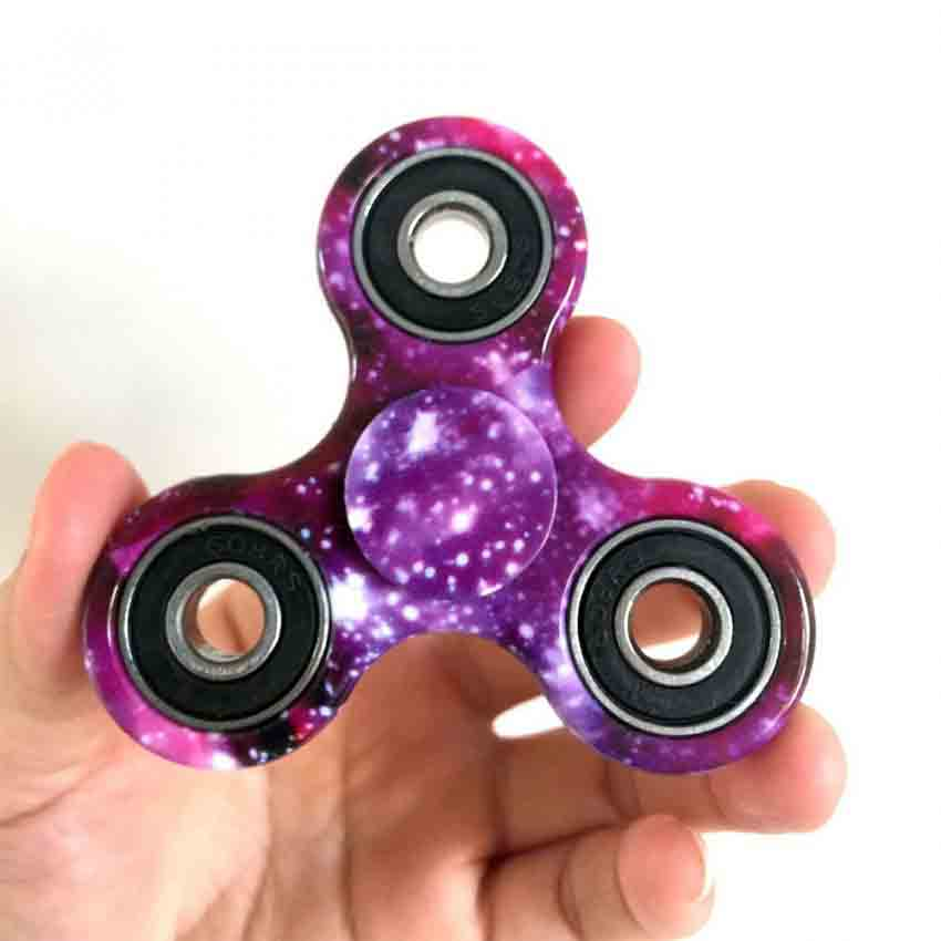 The low down on Fidget Spinners