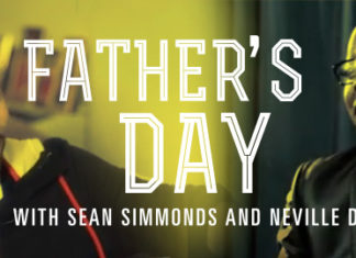 FATHER's DAY with Sean Simmonds