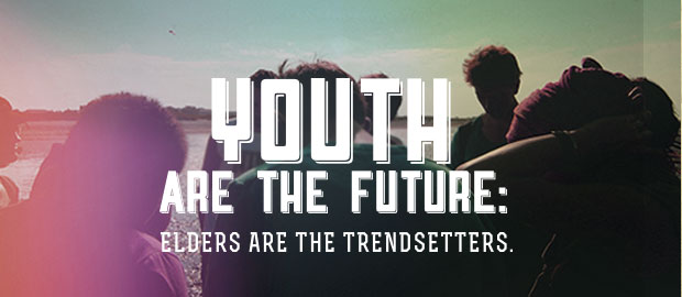 If the Youth are the Future Who are the Trendsetters?