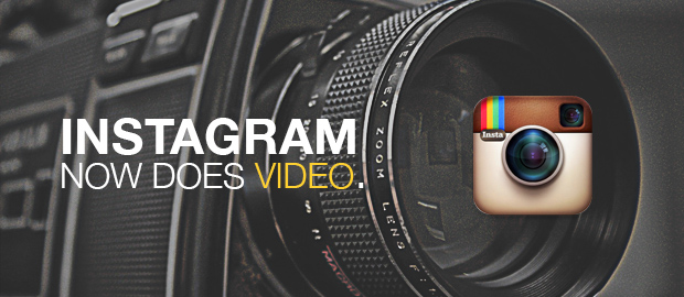 Instagram now does video