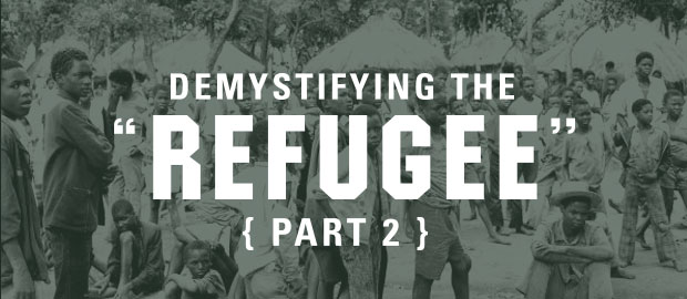 BLOG SERIES: Demystifying the Refugee (Part 2): The Increase of Refugees is still an African phenomenon