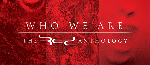 THE RED – WHO WE ARE – ANTHOLOGY