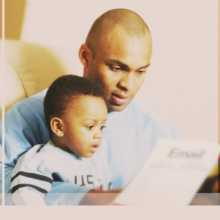 Fathers in Africa, man up