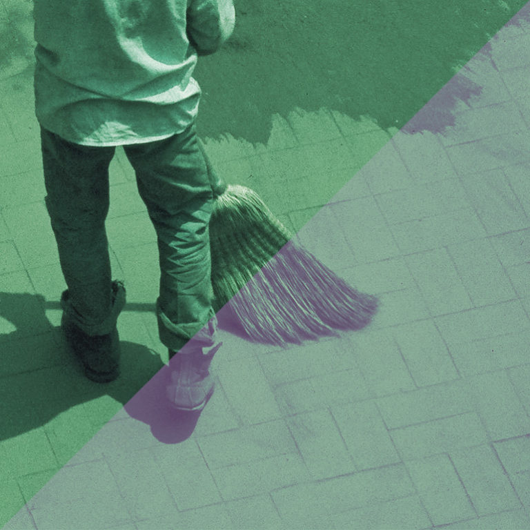 Leadership Starts With A Broom