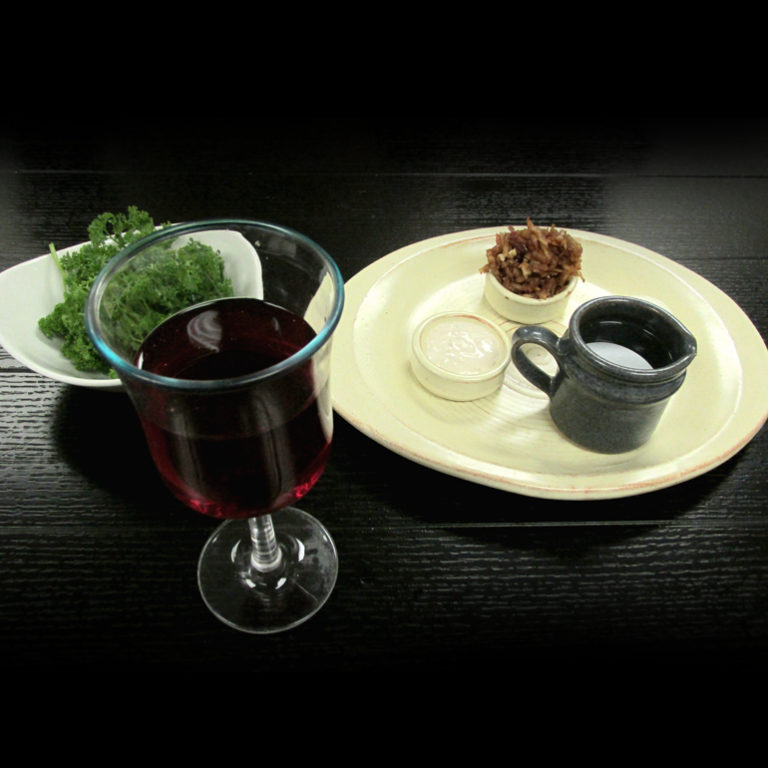 The Passover Meal Explained: The Message of Seder