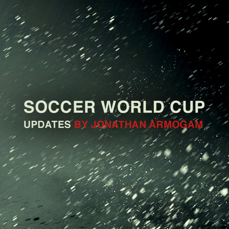 Soccer World Cup Update #2