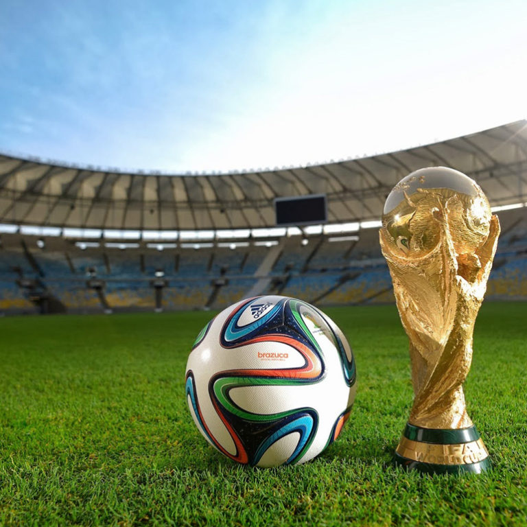 The World Cup Final is Here!