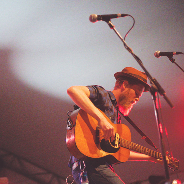 THE LUMINEERS LIVE IN CAPE TOWN