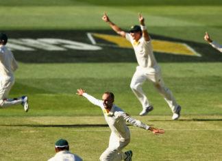 Aussie Cricket Team
