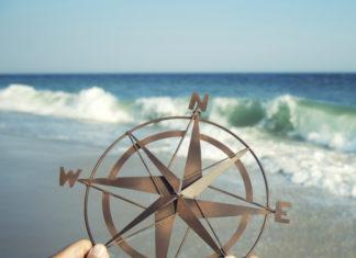 Beach Compass