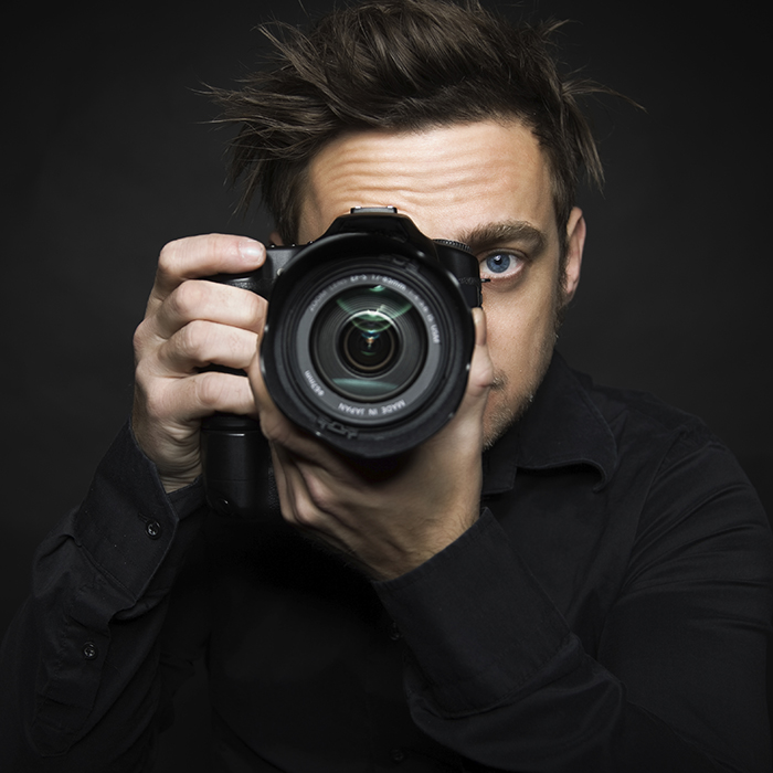 You are a Photographer
