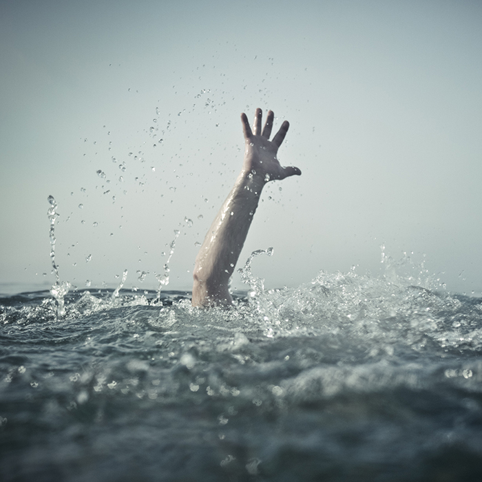 Ever Felt Like You Are Drowning?