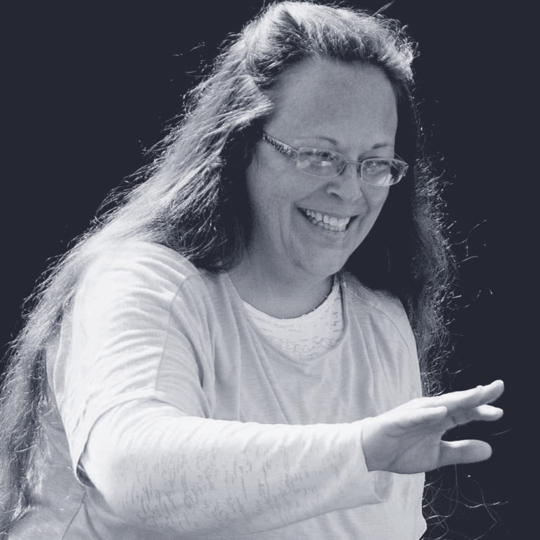 Why Kim Davis Isn't A Christian Hero