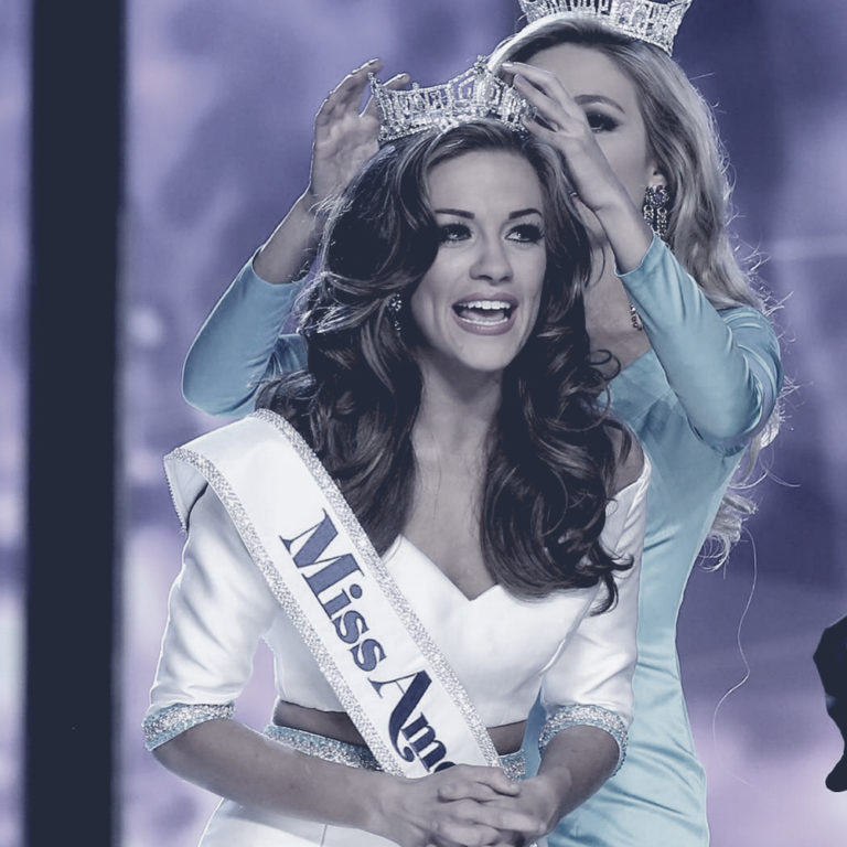 Betty Cantrell Wins Miss America Pageant