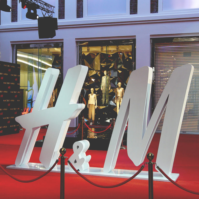 H&M SOUTH AFRICA LAUNCH  |  CAPE TOWN