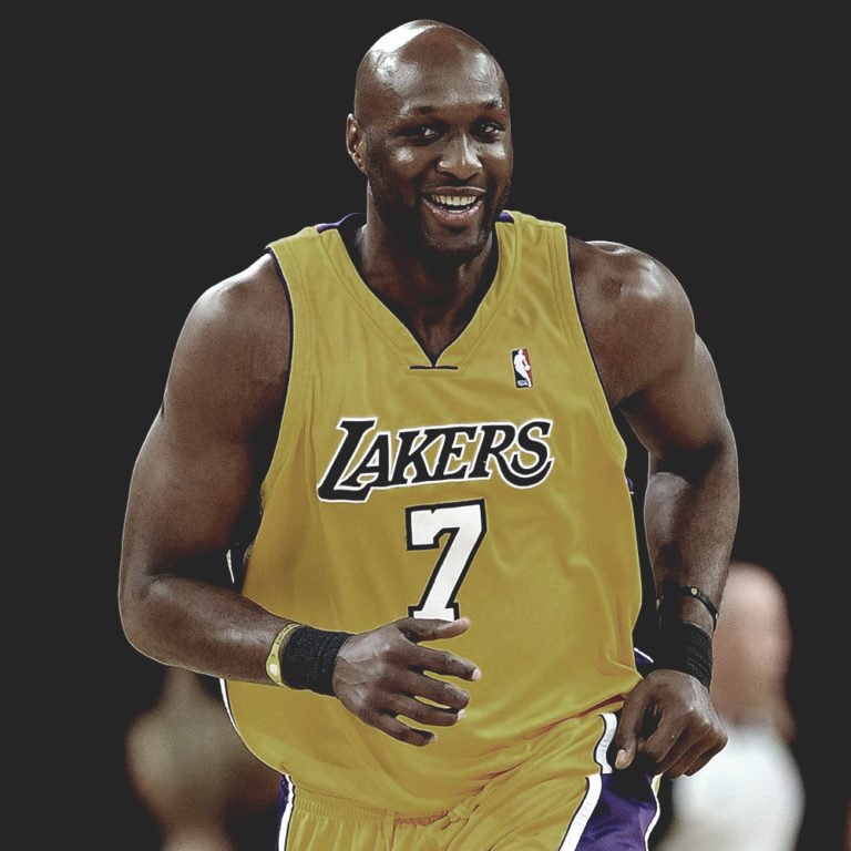 Lamar Odom: Superstars and Their Humanness
