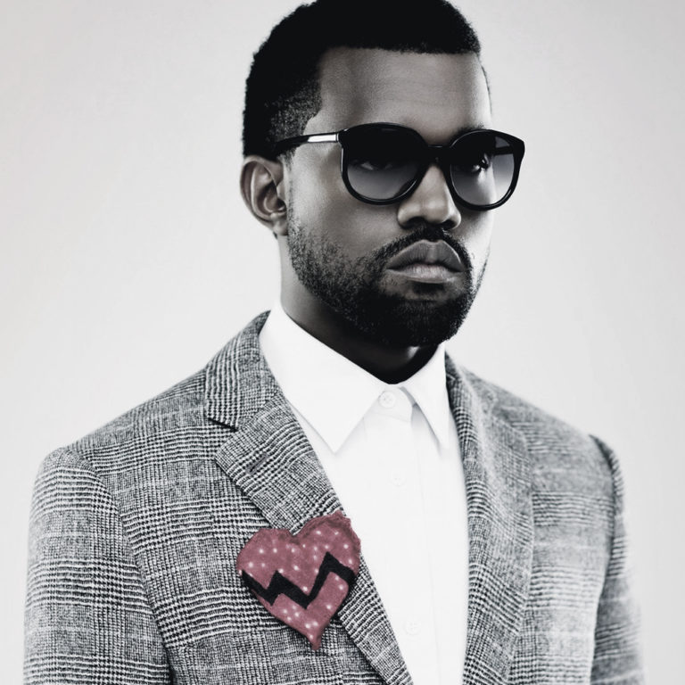 Is Kanye the Donald Trump of entertainment?
