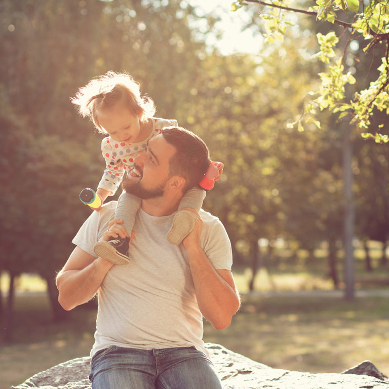 What fatherhood taught me about God