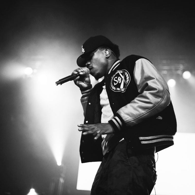 Chance the rapper – Official debut album