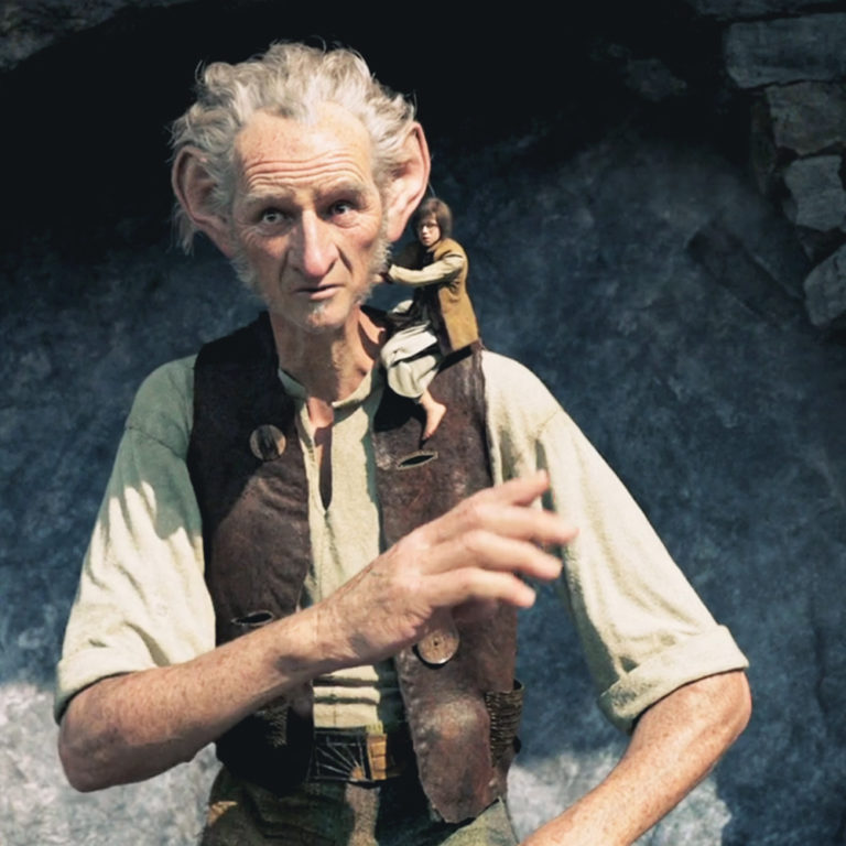 The BFG Taught Me How To Be Assertive