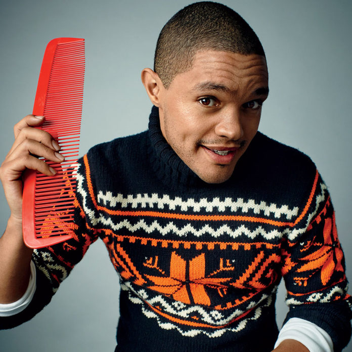 Trevor Noah Time S Next Generation Leader 1africa