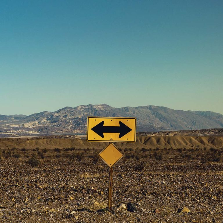 Choosing A Way Out Of Indecision