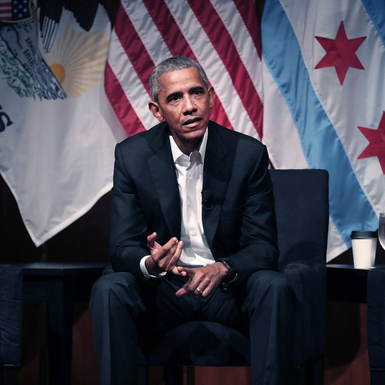 (Video) What Barack Obama had to say to students