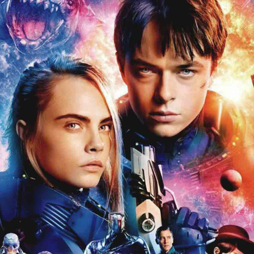 Valerian: an interesting behemoth