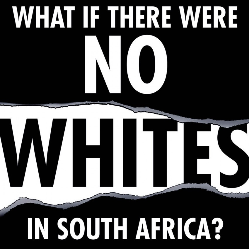 Book Review: What if there were no Whites in South Africa?