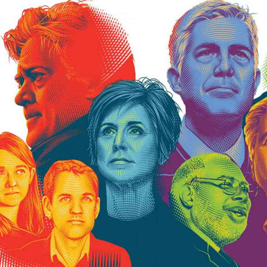 Politico's 50 ideas worth noting – and the people behind them
