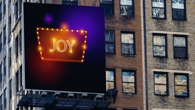 Christmas is… about joy