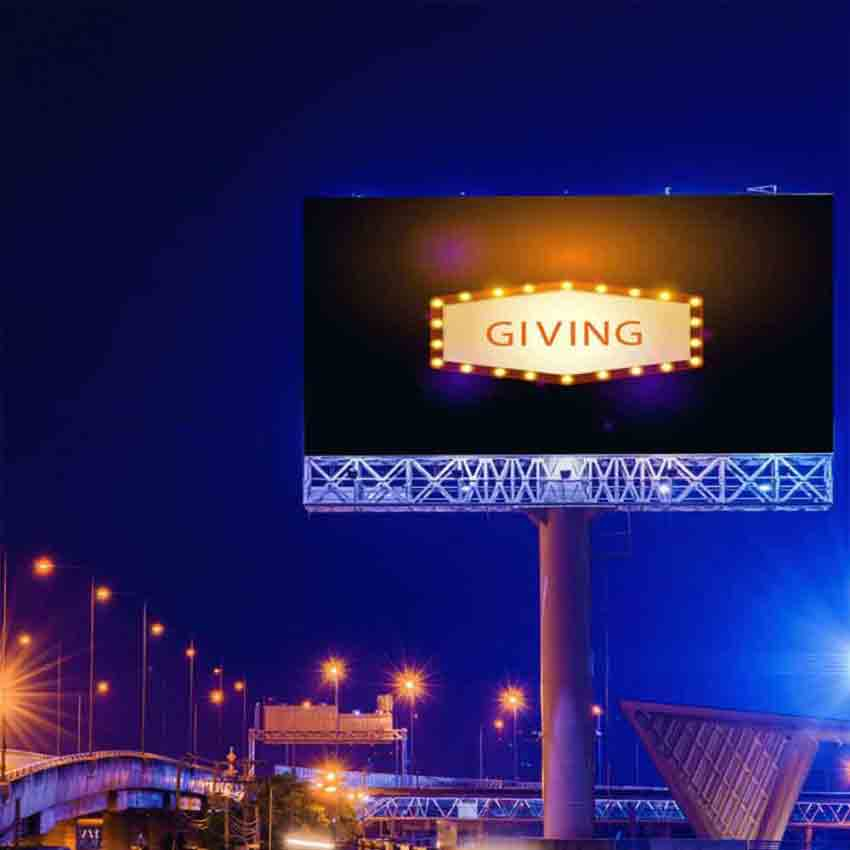 Christmas is… about giving
